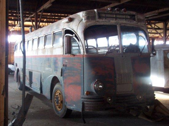 1939 Yellow Coach 743