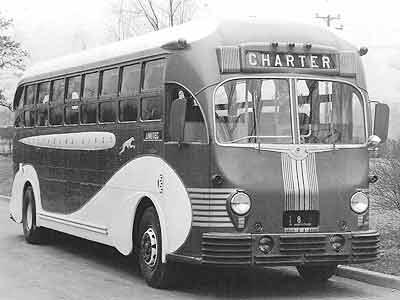 1939 Yellow Coach 745 01