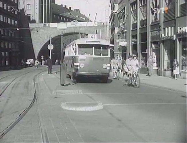 1940 ASEA TS Hägglund & Söner