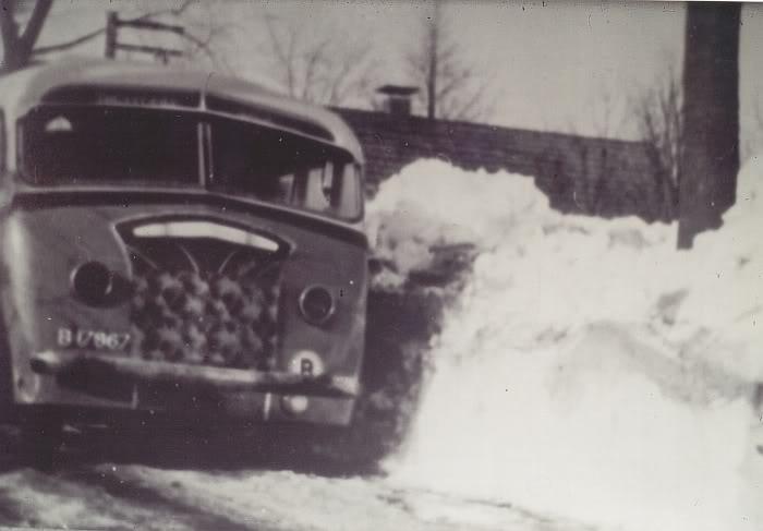 1940 Ford met carrosserie van Hainje