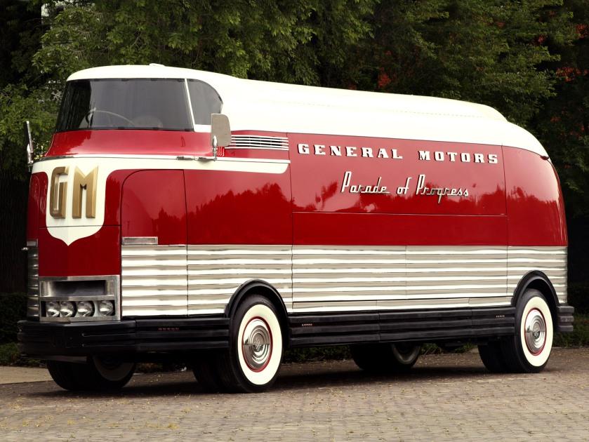1940 General Motors Futurliner