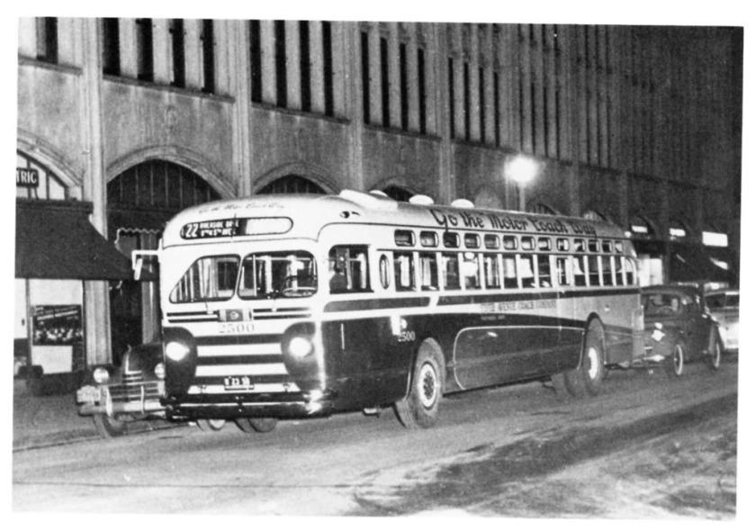 1940 GM TD 5401