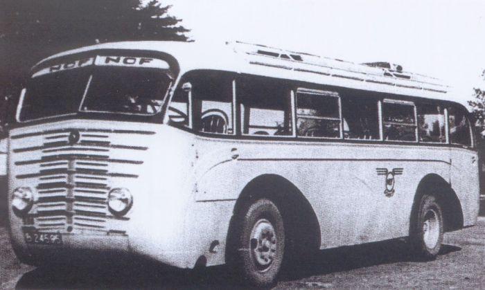 1940 Kromhout TB4S carr. Hainje Heerenveen B-24595