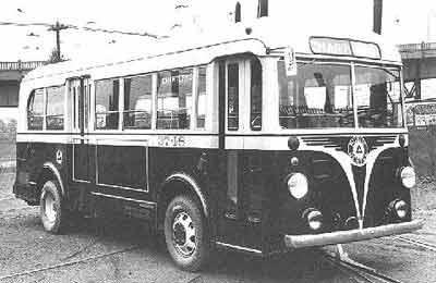 1940 Yellow Coach 2401 1