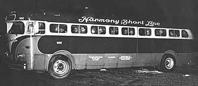 1940 Yellow Coach 3701 1
