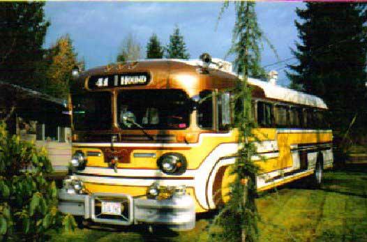 1941 General Motors - Yellow Coach PG-2505 Bus