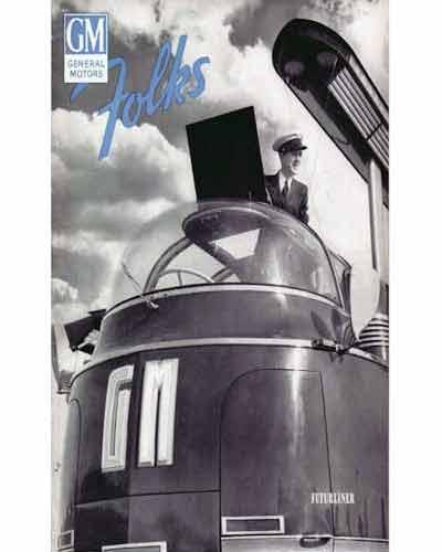 1941 GM Futureliner (1)