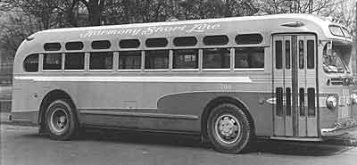 1941 Yellow Coach 3201 1