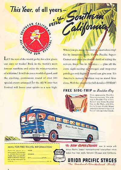 1941 Yellow Coach ad 1
