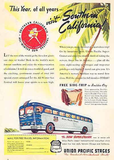 1941 Yellow Coach ad 1