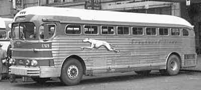 1941 Yellow Coach PDG3701 2