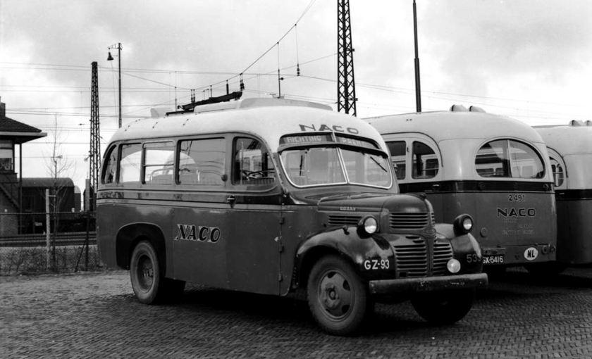1945 Dodge-Hainje, foto genomen door Jan Voerman