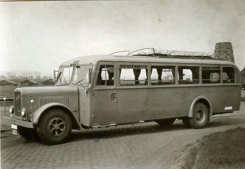 1945 HENSCHEL