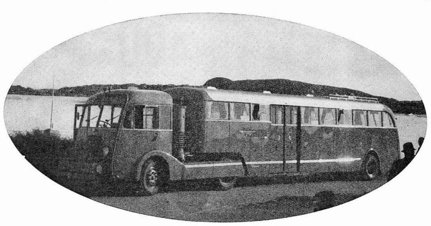 1945 RA.Volvo LV290 semitrailer.Hägglund.