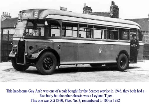 1946 Guy Arab Seamer Service