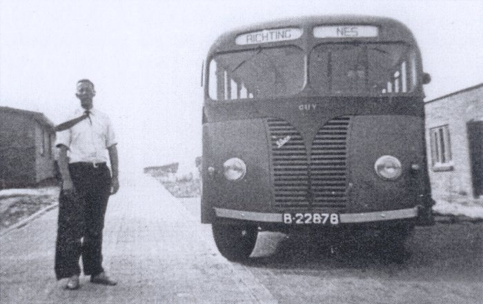 1946 Guy Vixen Hainje B-22878