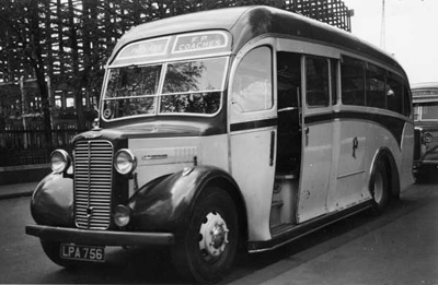 1946 Harrington Commer Commando LPA756