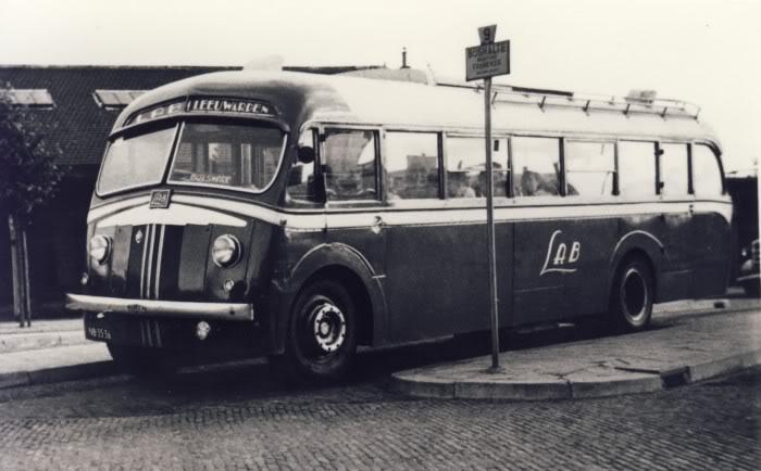 1946 Leyland Hainje  B-31744a