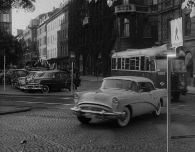 1947 Hägglund & Söner Scania-Vabis B 31