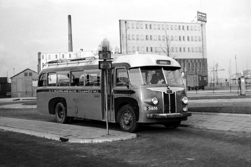 1947 Scania Vabis Hainje Jan Voerman