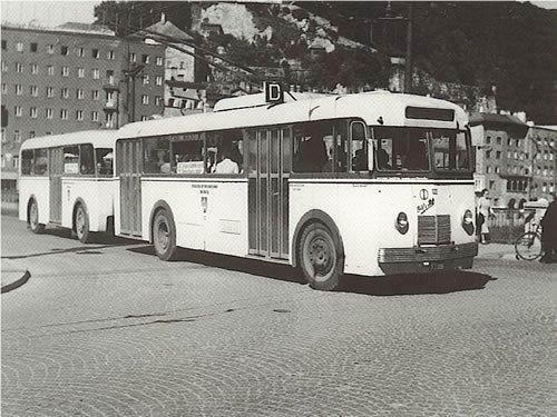 1948 (Gräf & Stift-BBC) mit Gräf & Stift-Anhänger,