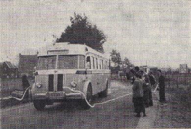 1948 Guy Arab MkIII, Gardner 6LW, carr. Verheul GTW 320