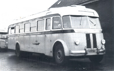 1948 Guy Arab MkIII, Gardner 6LW, carr. Verheul GTW 324