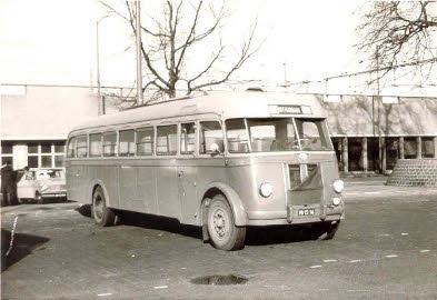 1948 Guy Arab MkIII, Gardner 6LW, carr. Verheul GTW 328