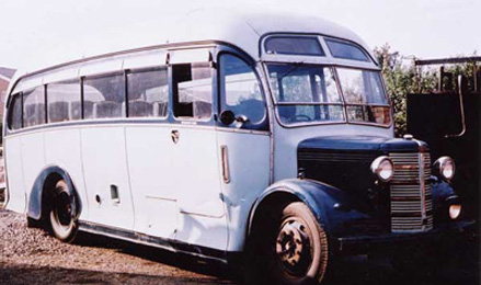 1948 Harrington Bedford OB