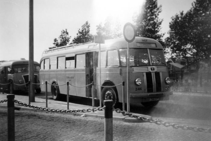 1948 Scania Vabis Hainje Heerenveen B-22594