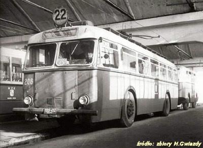 1948 Trollejbus Henschel-AEG