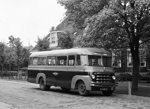 1949 Guy Vixen carrosserie Den Oudsten