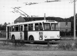1949 Henschel II 6500- Schwegmann D