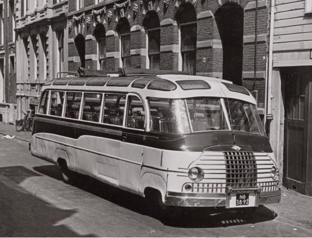 1950 Guy Vixen