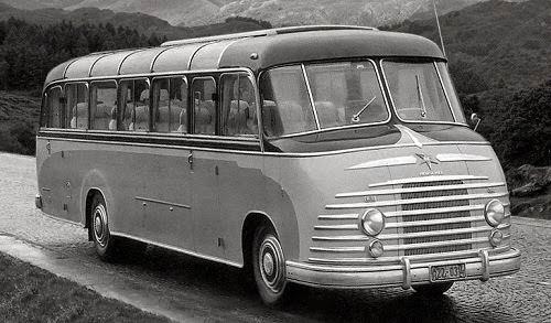 1950 HENSCHEL - BIMOT HS190N - 1950