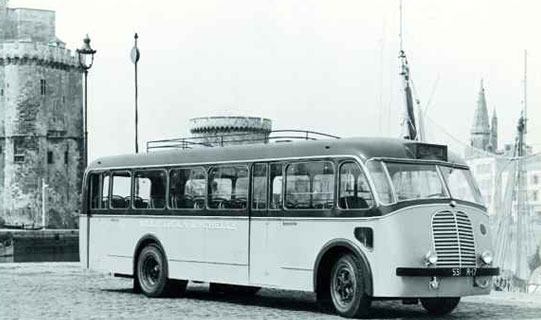 1950 Heuliez