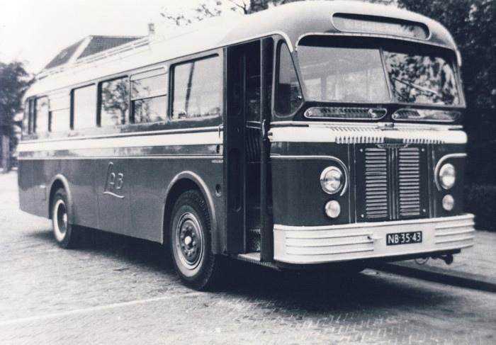 1950 Kromhout Hainje NB 35 43