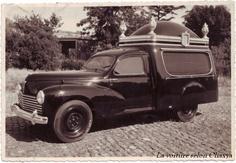 1950 Peugeot 203 Corbillard