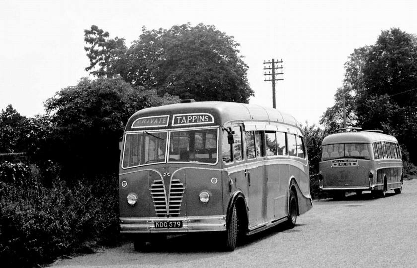 1951 Albion Victor Harrington FC31F