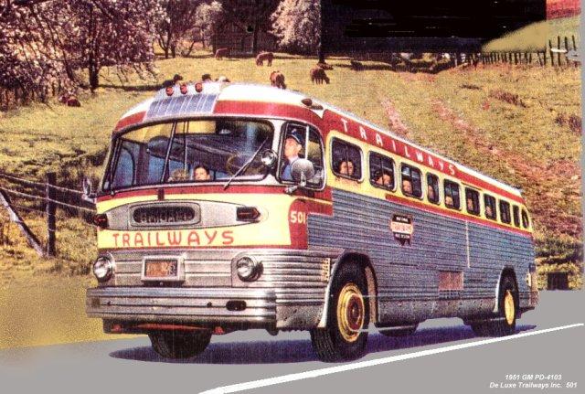 Buses General Motors Corporation Usa Myn Transport Blog