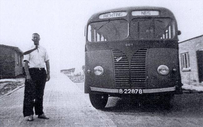 1951 Guy-Vixen. Carrosserie. Hainje
