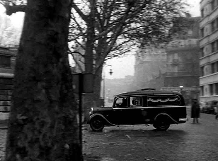 1952 Citroën Type 23 Corbillard