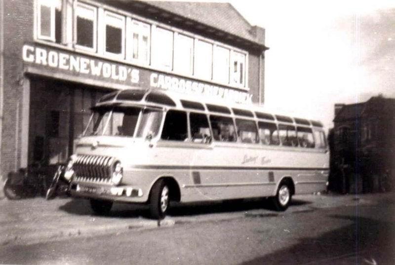 1952 Commer Groenewold Lanting 7