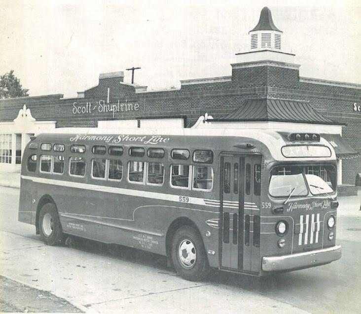 1952 GM Model TDH 3612