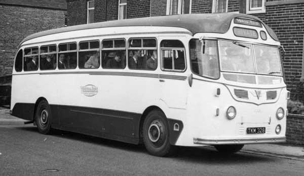 1952 Harrington Contender a