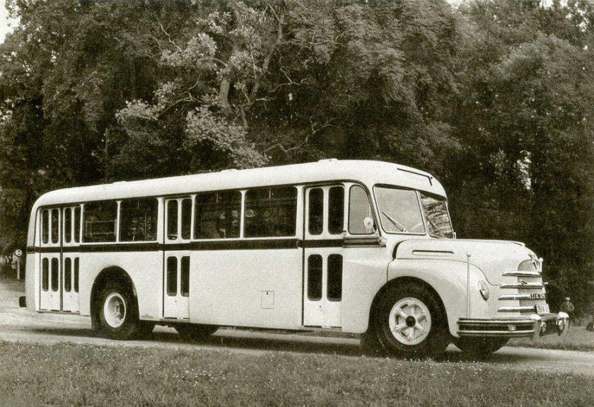 1952 HENSCHEL