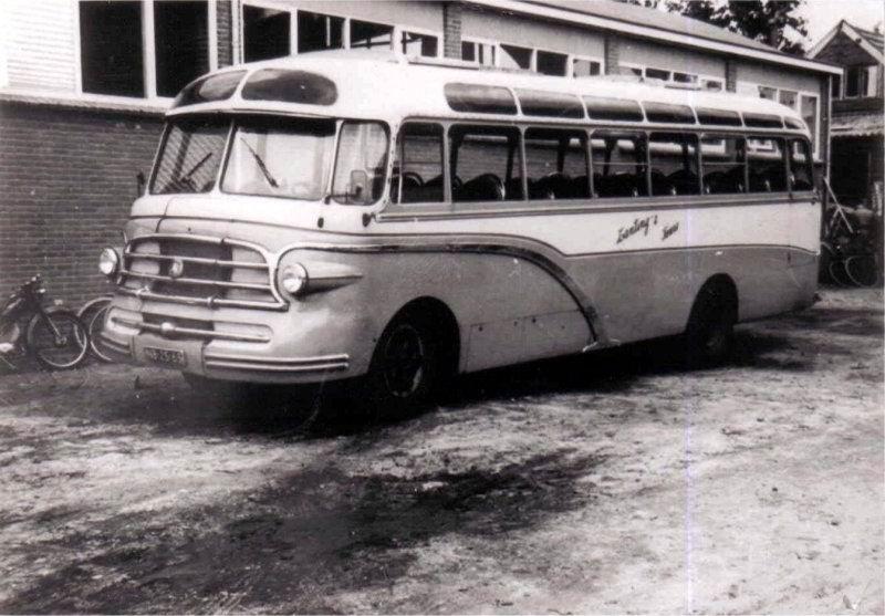 1952 Mercedes Benz Groenewold Lanting 3