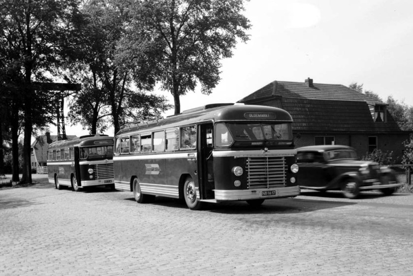 1952 Scania Vabis Hainje gefotografeerd door Jan Voerman
