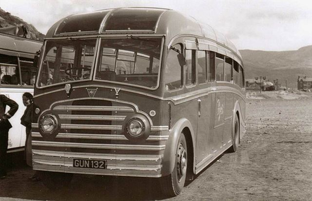 1953 AEC Regal III - Harrington FC33F