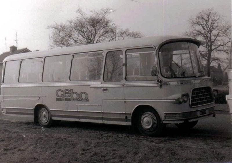 1953 Bedford Groenewold Gebo 53